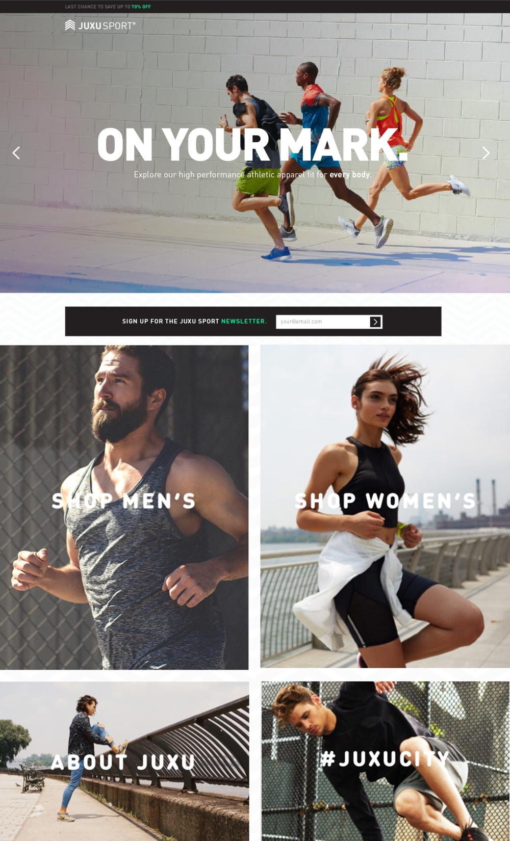 Juxu_Homepage_On+Your+Mark