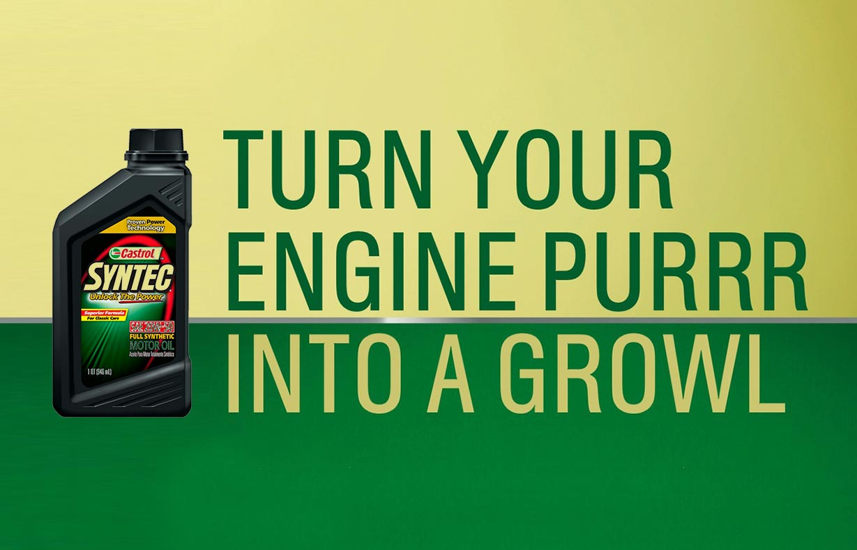 Turn Your Engine Purrr into a Growl.